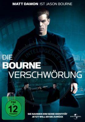 Die Bourne Verschwörung, Robert Ludlum