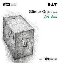 Die Box, 1 MP3-CD, Günter Grass