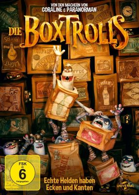 Die Boxtrolls, Alan Snow