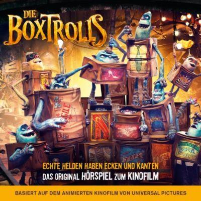 Die Boxtrolls (Das Original-Hörspiel zum Kinofilm)