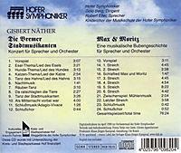 Die Bremer Stadtmusikanten/Max & - Produktdetailbild 1
