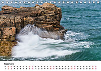 Die Bretagne - Felsige Küstenbereiche (Tischkalender 2019 DIN A5 quer) - Produktdetailbild 3