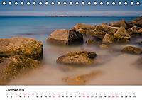 Die Bretagne - Felsige Küstenbereiche (Tischkalender 2019 DIN A5 quer) - Produktdetailbild 10