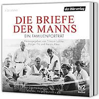 Die Briefe der Manns, 7 Audio-CDs - Produktdetailbild 1