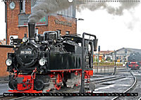 Die Brockenbahn - Mit Volldampf durch den Harz (Wandkalender 2019 DIN A2 quer) - Produktdetailbild 4
