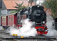 Die Brockenbahn - Mit Volldampf durch den Harz (Wandkalender 2019 DIN A2 quer) - Produktdetailbild 3