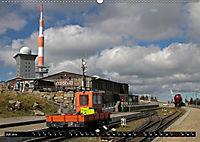 Die Brockenbahn - Mit Volldampf durch den Harz (Wandkalender 2019 DIN A2 quer) - Produktdetailbild 7