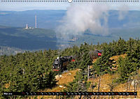 Die Brockenbahn - Mit Volldampf durch den Harz (Wandkalender 2019 DIN A2 quer) - Produktdetailbild 5