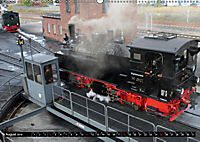 Die Brockenbahn - Mit Volldampf durch den Harz (Wandkalender 2019 DIN A2 quer) - Produktdetailbild 8