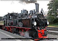 Die Brockenbahn - Mit Volldampf durch den Harz (Wandkalender 2019 DIN A2 quer) - Produktdetailbild 12