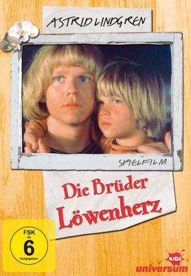 Die Brüder Löwenherz, Astrid Lindgren