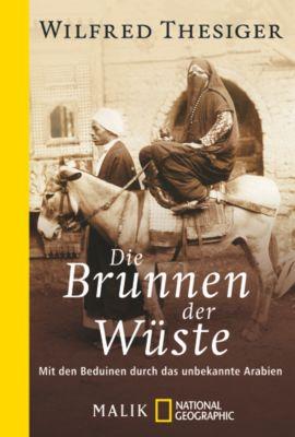 Die Brunnen der Wüste - Wilfred Thesiger |