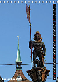 Die Brunnenfiguren von Bern (Tischkalender 2019 DIN A5 hoch) - Produktdetailbild 9