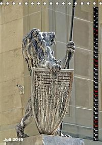 Die Brunnenfiguren von Bern (Tischkalender 2019 DIN A5 hoch) - Produktdetailbild 7