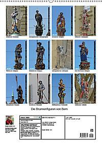 Die Brunnenfiguren von Bern (Wandkalender 2019 DIN A2 hoch) - Produktdetailbild 13