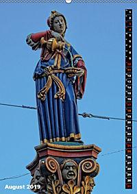 Die Brunnenfiguren von Bern (Wandkalender 2019 DIN A2 hoch) - Produktdetailbild 8