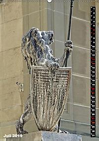 Die Brunnenfiguren von Bern (Wandkalender 2019 DIN A2 hoch) - Produktdetailbild 7