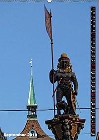 Die Brunnenfiguren von Bern (Wandkalender 2019 DIN A2 hoch) - Produktdetailbild 9