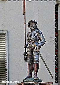 Die Brunnenfiguren von Bern (Wandkalender 2019 DIN A2 hoch) - Produktdetailbild 10