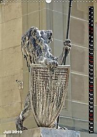 Die Brunnenfiguren von Bern (Wandkalender 2019 DIN A3 hoch) - Produktdetailbild 6
