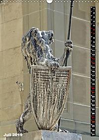 Die Brunnenfiguren von Bern (Wandkalender 2019 DIN A3 hoch) - Produktdetailbild 7