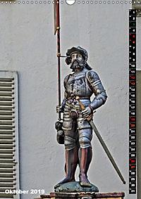 Die Brunnenfiguren von Bern (Wandkalender 2019 DIN A3 hoch) - Produktdetailbild 10
