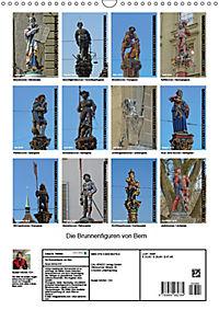 Die Brunnenfiguren von Bern (Wandkalender 2019 DIN A3 hoch) - Produktdetailbild 13