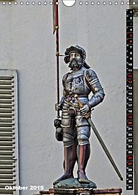 Die Brunnenfiguren von Bern (Wandkalender 2019 DIN A4 hoch) - Produktdetailbild 10