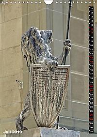 Die Brunnenfiguren von Bern (Wandkalender 2019 DIN A4 hoch) - Produktdetailbild 7