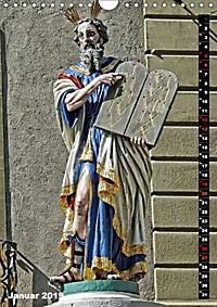 Die Brunnenfiguren von Bern (Wandkalender 2019 DIN A4 hoch) - Produktdetailbild 1