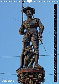 Die Brunnenfiguren von Bern (Wandkalender 2019 DIN A4 hoch) - Produktdetailbild 6