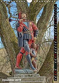 Die Brunnenfiguren von Bern (Wandkalender 2019 DIN A4 hoch) - Produktdetailbild 12
