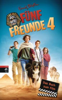 Die Bücher zum Film: Fünf Freunde 4 - Das Buch zum Film, Enid Blyton
