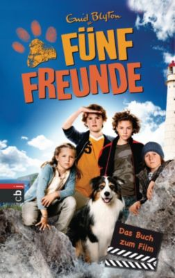 Die Bücher zum Film: Fünf Freunde - Das Buch zum Film, Enid Blyton