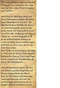 Die Bücherdiebin - Produktdetailbild 2