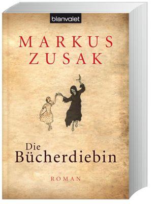 Die Bücherdiebin - Markus Zusak |