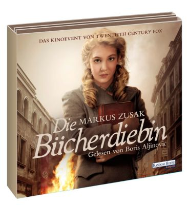 Die Bücherdiebin, Hörbuch, Markus Zusak