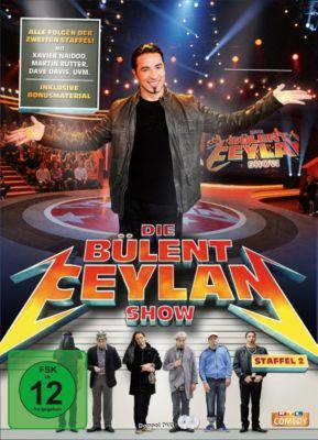 Die Bülent Ceylan Show - Staffel 2, Bülent Ceylan