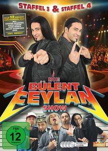 Die Bülent Ceylan Show - Staffel 3 & 4, Bülent Ceylan
