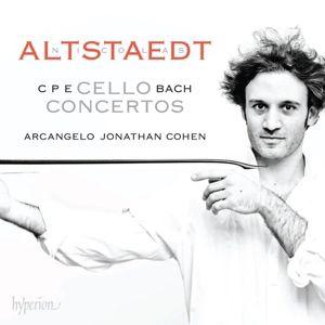 Die Cellokonzerte, Carl Philipp Emanuel Bach