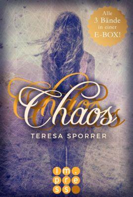 Die Chaos-Reihe: Die E-Box zur Chaos-Reihe mit allen Bänden der Fantasy-Trilogie! (Die Chaos-Reihe ), Teresa Sporrer
