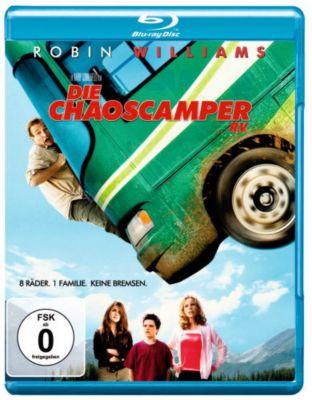 Die Chaoscamper, Geoff Rodkey