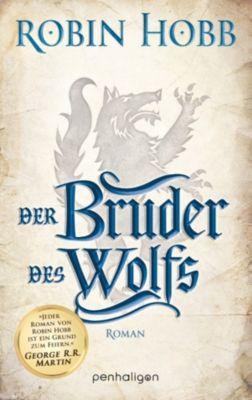 Die Chronik der Weitseher: Der Bruder des Wolfs, Robin Hobb