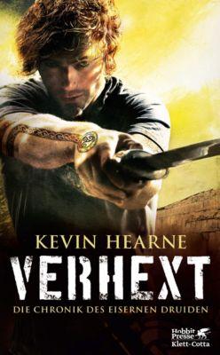 Die Chronik des Eisernen Druiden - Verhext - Kevin Hearne |