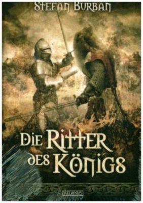 Die Chronik des großen Dämonenkrieges - Die Ritter des Königs - Stefan Burban |