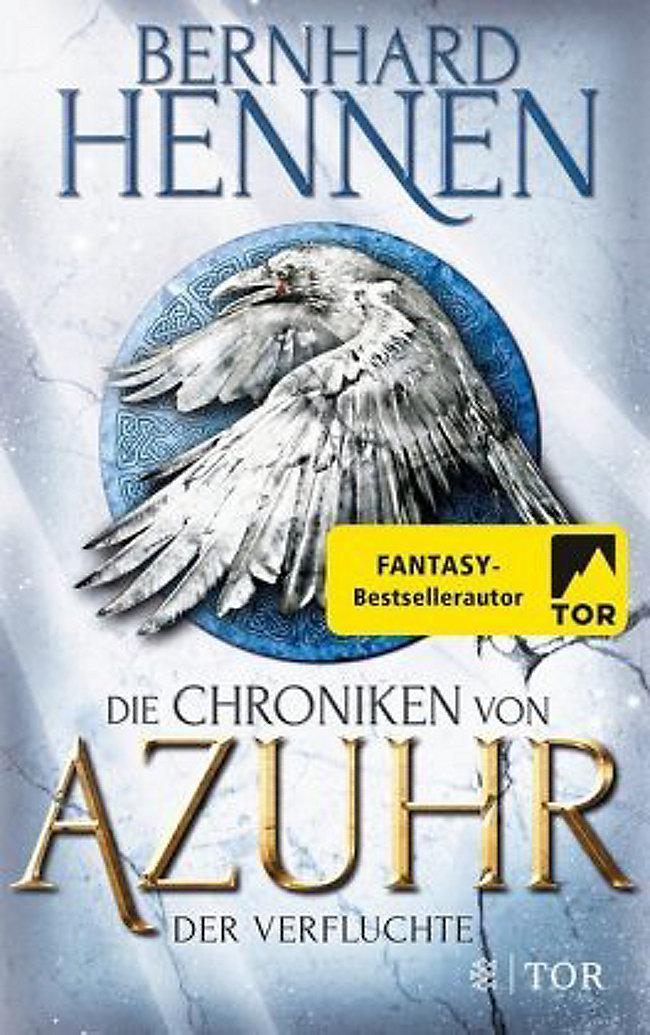 Die Chroniken von Azuhr, Der Verfluchte Buch