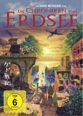 Die Chroniken von Erdsee, Ursula K. Le Guin