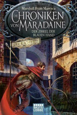 Die Chroniken von Maradaine - Der Zirkel der blauen Hand - Marshall Ryan Maresca |