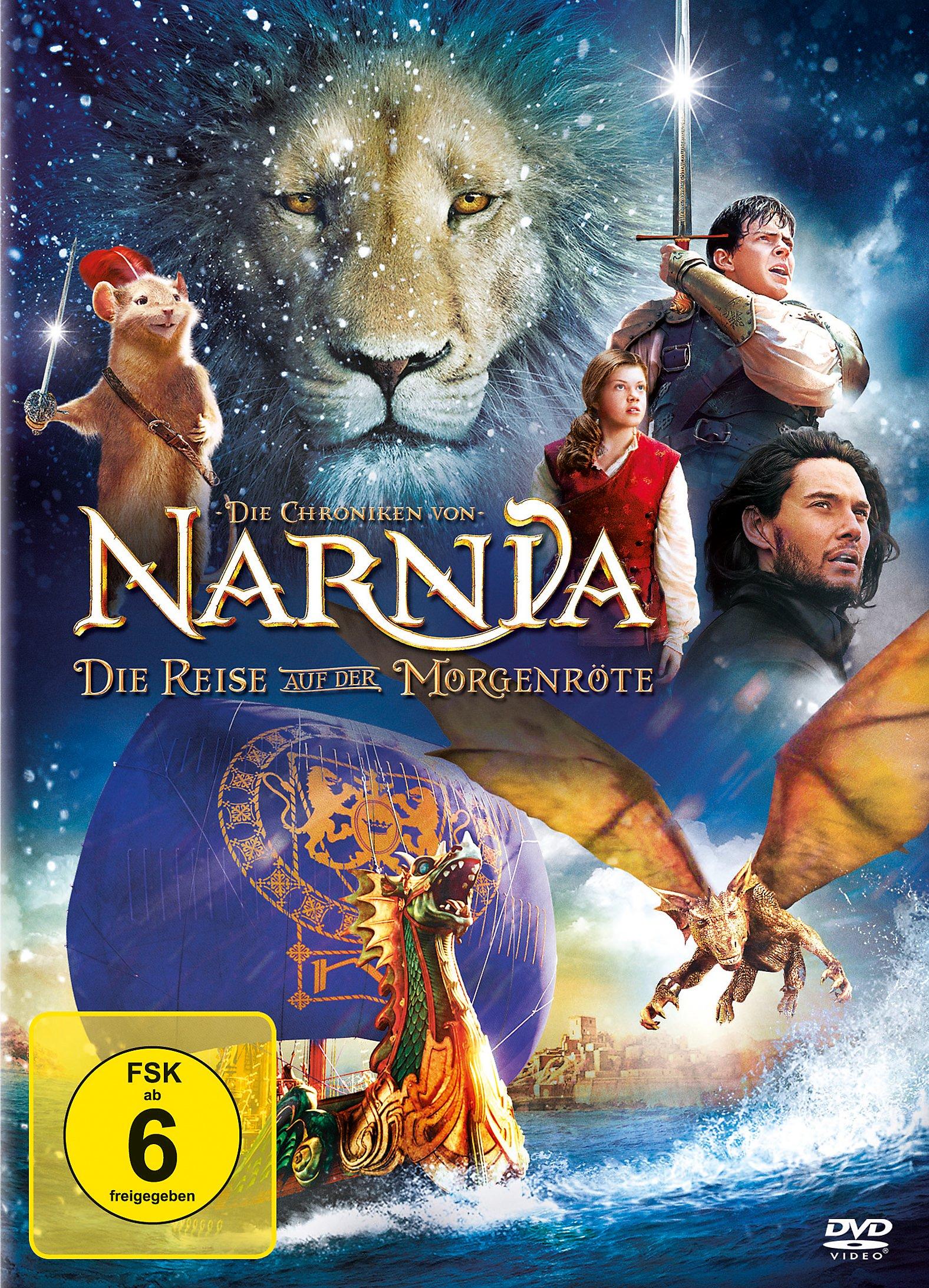 narnia die reise auf der morgenröte stream