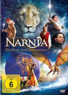 Die Chroniken von Narnia: Die Reise auf der Morgenröte, C. S. Lewis
